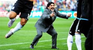 Diego Maradona (Manager of ARG)